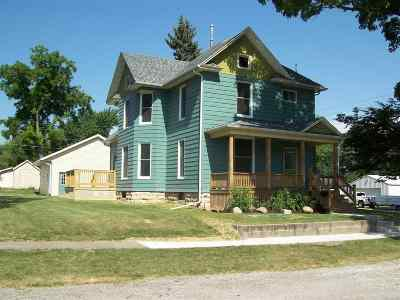 Washington County Single Family Home For Sale: 521 N B Ave.