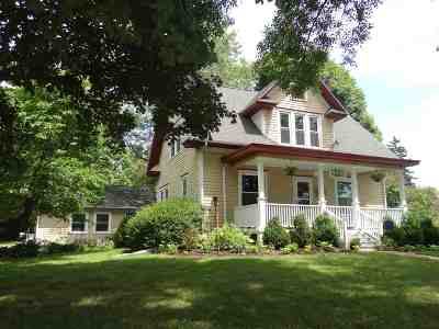 Coralville Single Family Home New: 625 Holiday Road