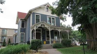 Iowa City IA Multi Family Home New: $580,000