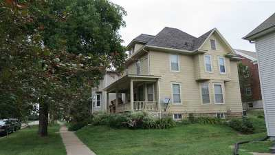 Iowa City IA Multi Family Home New: $280,000