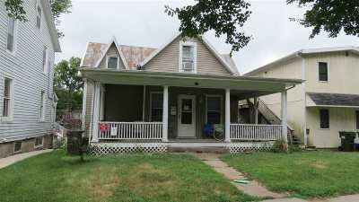 Iowa City IA Multi Family Home New: $680,000
