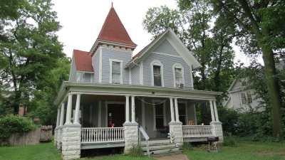 Iowa City IA Multi Family Home New: $485,000
