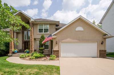Coralville IA Single Family Home For Sale: $460,000