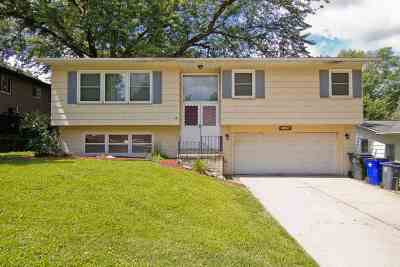 Cedar Rapids Single Family Home For Sale: 1430 25th St NW