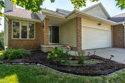 Iowa City IA Condo/Townhouse For Sale: $225,000