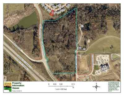 Iowa City Residential Lots & Land For Sale: 27.68 Acres Camp Cardinal Blvd.