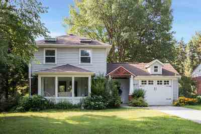 Iowa City Single Family Home For Sale: 1417 Grand Ave