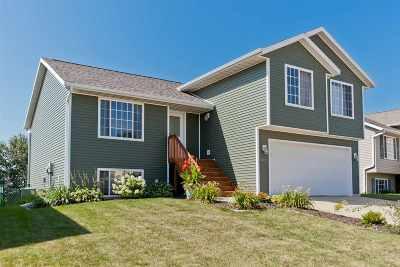 Iowa City IA Single Family Home For Sale: $264,500