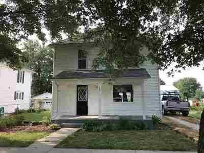 Brighton IA Single Family Home New: $87,900