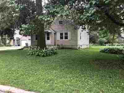 Iowa City IA Single Family Home New: $257,900
