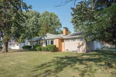 Washington IA Single Family Home New: $120,000