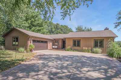 Iowa City IA Single Family Home New: $389,900