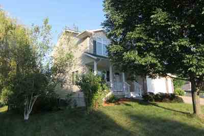 Coralville IA Single Family Home New: $280,000