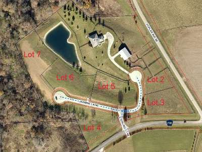 Solon Residential Lots & Land For Sale: 2380 Sugar Bottom Rd NE Lot 5