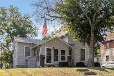 Washington Single Family Home For Sale: 819 S Iowa Ave