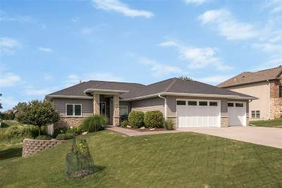 Coralville IA Single Family Home New: $569,000