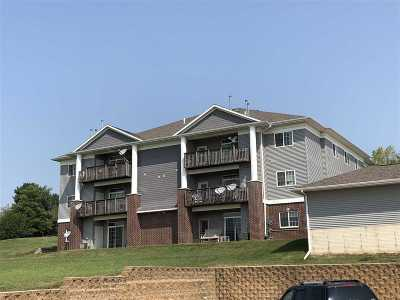West Branch Condo/Townhouse For Sale: 128 Hilltop Drive #128