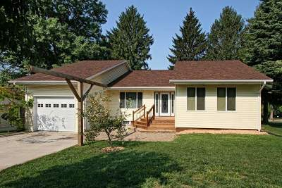 Coralville IA Single Family Home New: $308,000