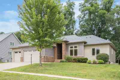 Coralville IA Single Family Home New: $465,000
