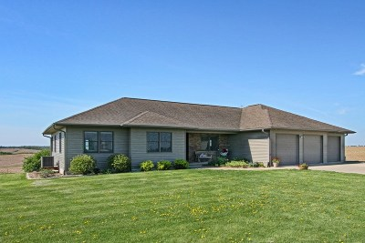 Riverside IA Single Family Home New: $550,000