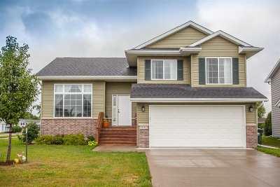 Iowa City Single Family Home New: 2902 Blazing Star Dr