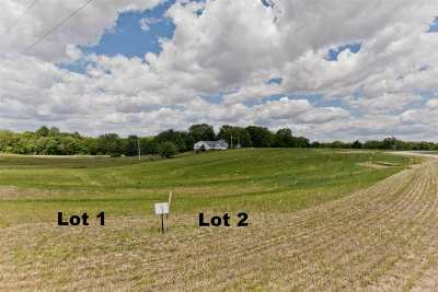 Iowa County Residential Lots & Land For Sale: 2819 W Drive Lot 1