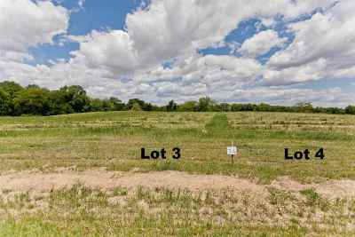 Iowa County Residential Lots & Land For Sale: 2809 W Drive Lot 4