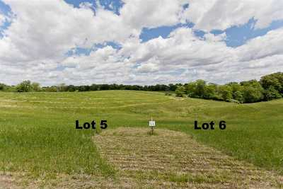 Iowa County Residential Lots & Land For Sale: 2801 W Drive Lot 6