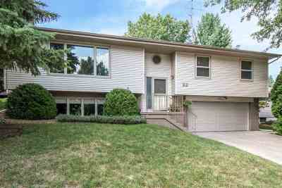 Iowa City Single Family Home New: 22 Wrexham Dr