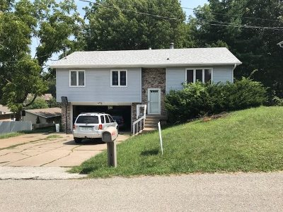 Muscatine County Single Family Home For Sale: 1419 Buell St