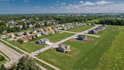 Iowa City Residential Lots & Land For Sale: 1702 Dickenson Ln.