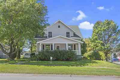 Iowa County Single Family Home For Sale: 200 S Highland St