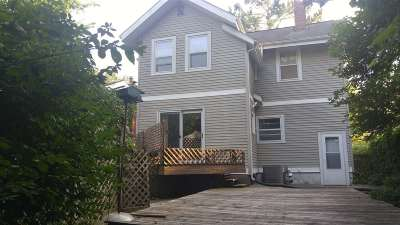 Iowa City Single Family Home For Sale: 1308 Muscatine