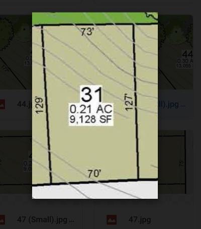 Tiffin Residential Lots & Land Contingent: Lot 31 Prairie Village Part 1