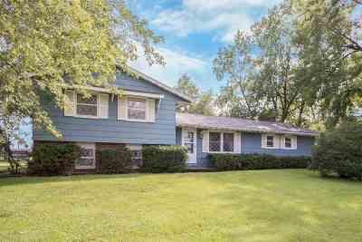 Washington IA Single Family Home For Sale: $129,900