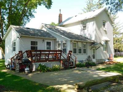Tipton Single Family Home For Sale: 603 W 5th St