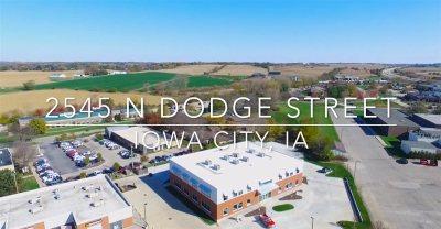 Iowa City Commercial New: 2545 N Dodge St, Ste C #Ste C
