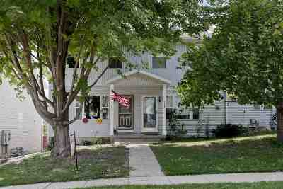 Tiffin Condo/Townhouse For Sale: 513 Potter Street