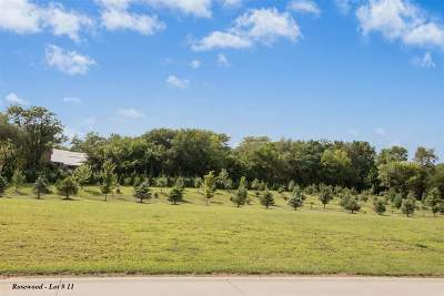 Johnson County Residential Lots & Land New: Rosewood Lot # 11