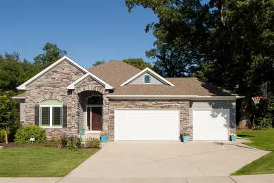 North Liberty Single Family Home For Sale: 1820 Alderwood Rd