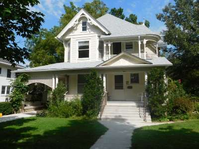 Tipton Single Family Home For Sale: 552 E 4th St