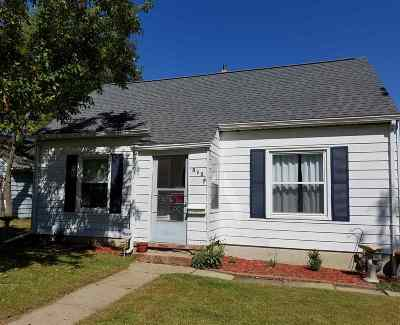 Cedar Rapids Single Family Home New: 818 16th Ave SW