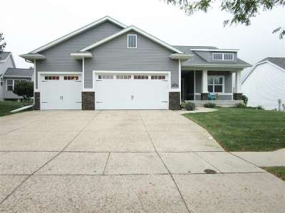 Cedar Rapids Single Family Home New: 3428 Forest Valley Ct NE