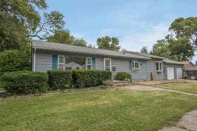 Iowa City IA Single Family Home New: $195,000