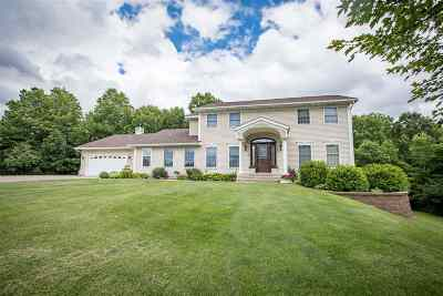 Muscatine County Single Family Home For Sale: 2103 University Dr