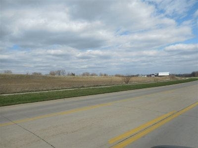 Iowa City Residential Lots & Land For Sale: Dane Rd inters Mormon Trek Blvd & Dane Rd