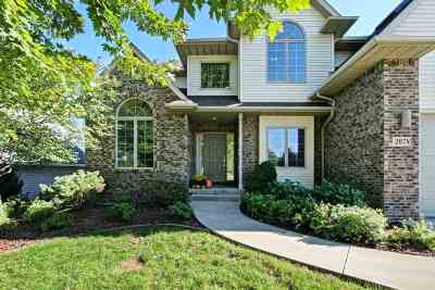 Coralville Single Family Home For Sale: 2078 Glen Oaks Drive