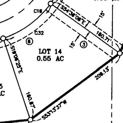Iowa City Residential Lots & Land For Sale: Lot 14 Cardinal Pointe West Pt 1