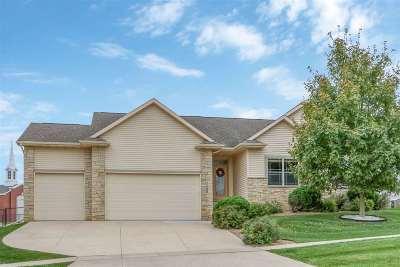 Iowa City IA Single Family Home For Sale: $399,900