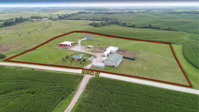 Williamsburg IA Single Family Home For Sale: $875,000
